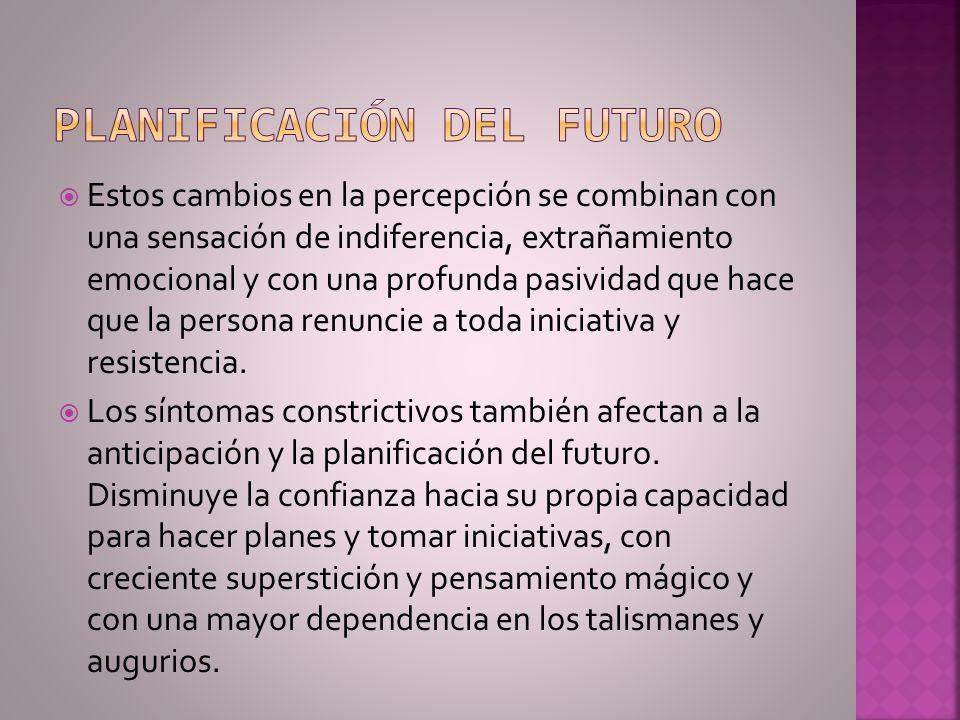 Planificación del futuro