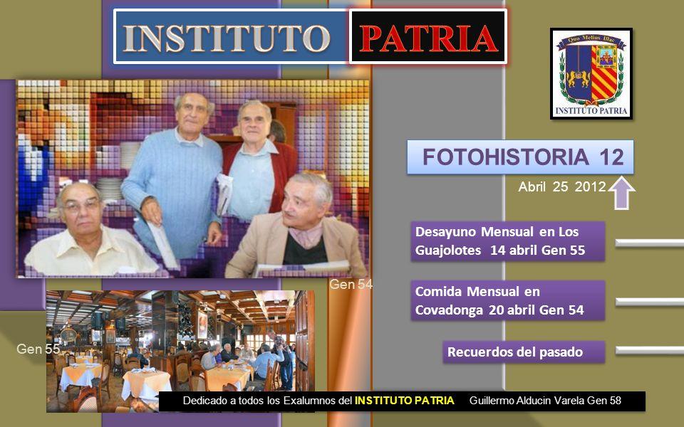 INSTITUTO PATRIA FOTOHISTORIA 12