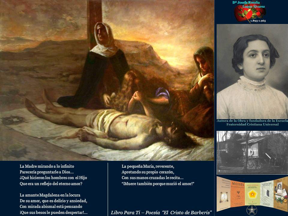 Libro Para Ti – Poesía El Cristo de Barberis