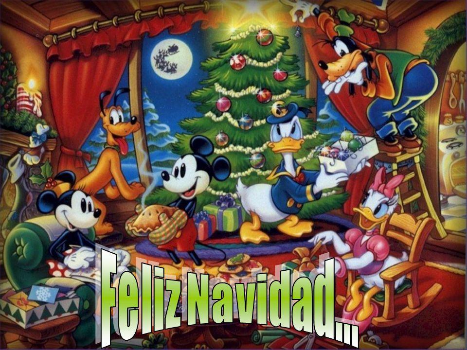 Feliz Navidad Feliz Navidad...