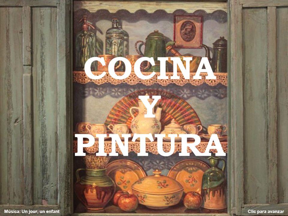 COCINA Y. PINTURA.