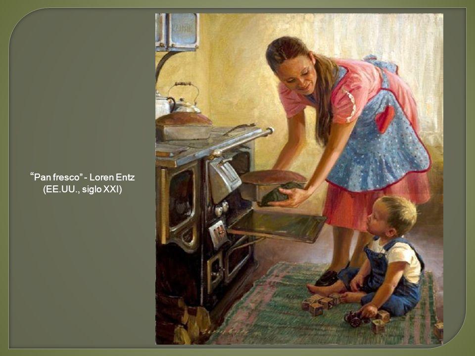 Pan fresco - Loren Entz