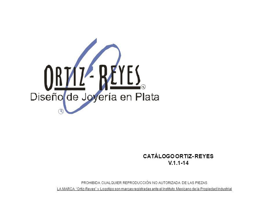 CATÁLOGO ORTIZ- REYES V.1.1-14