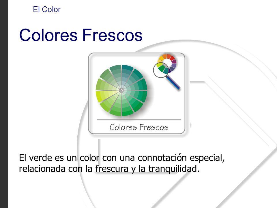 El Color Colores Frescos.