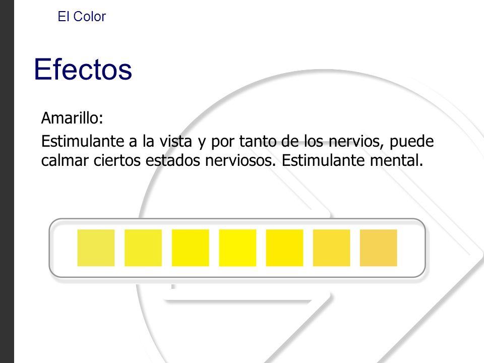 El Color Efectos.