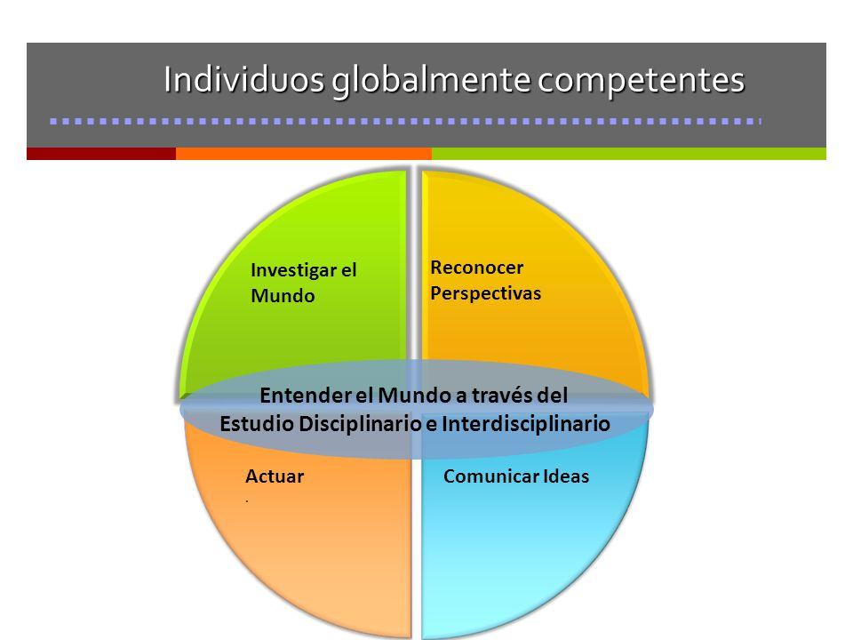 Individuos globalmente competentes