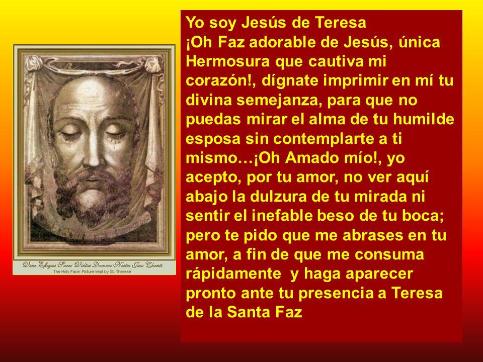 Yo soy Jesús de Teresa