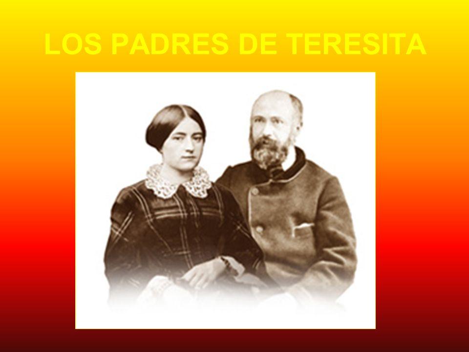 LOS PADRES DE TERESITA