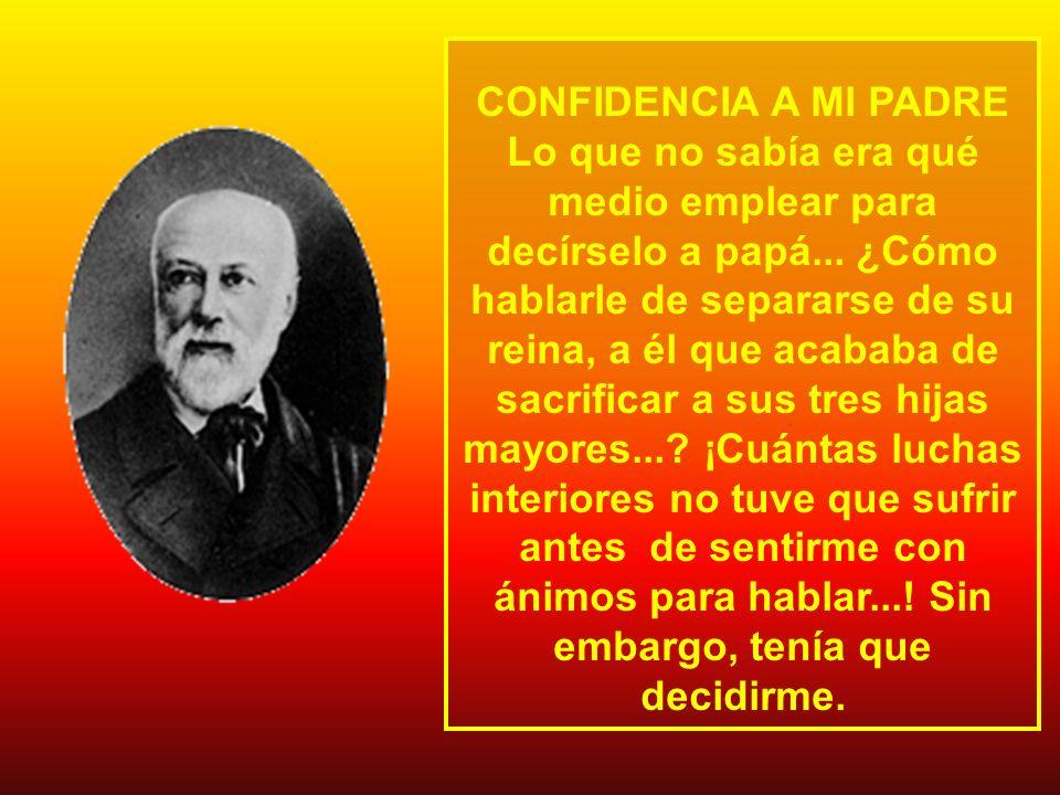 CONFIDENCIA A MI PADRE