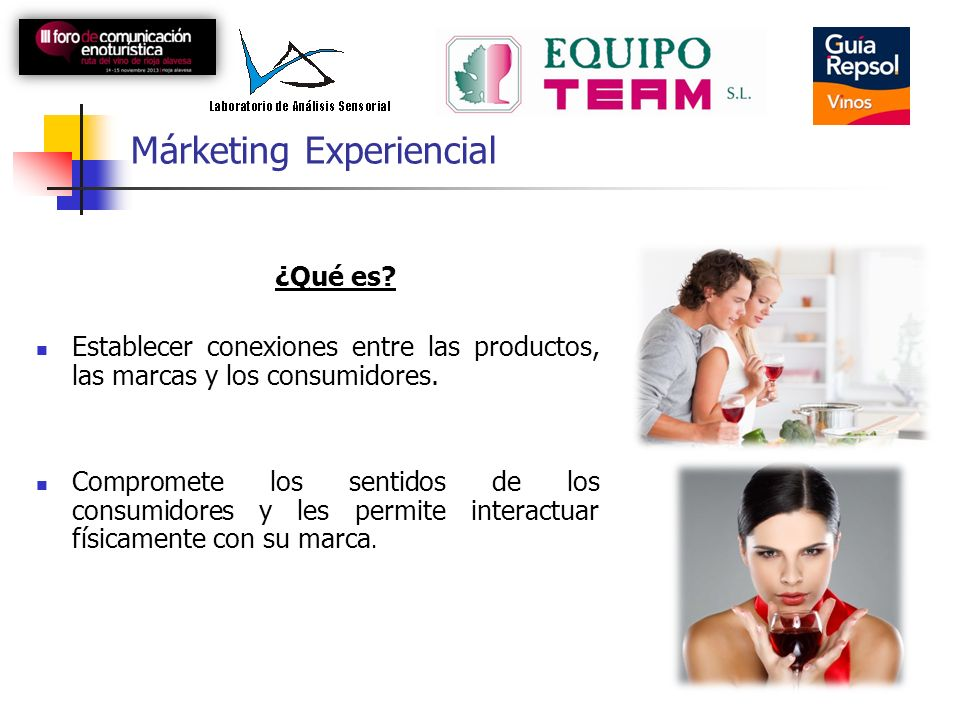 Márketing Experiencial