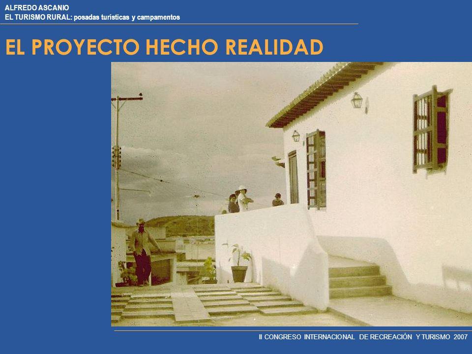 EL PROYECTO HECHO REALIDAD