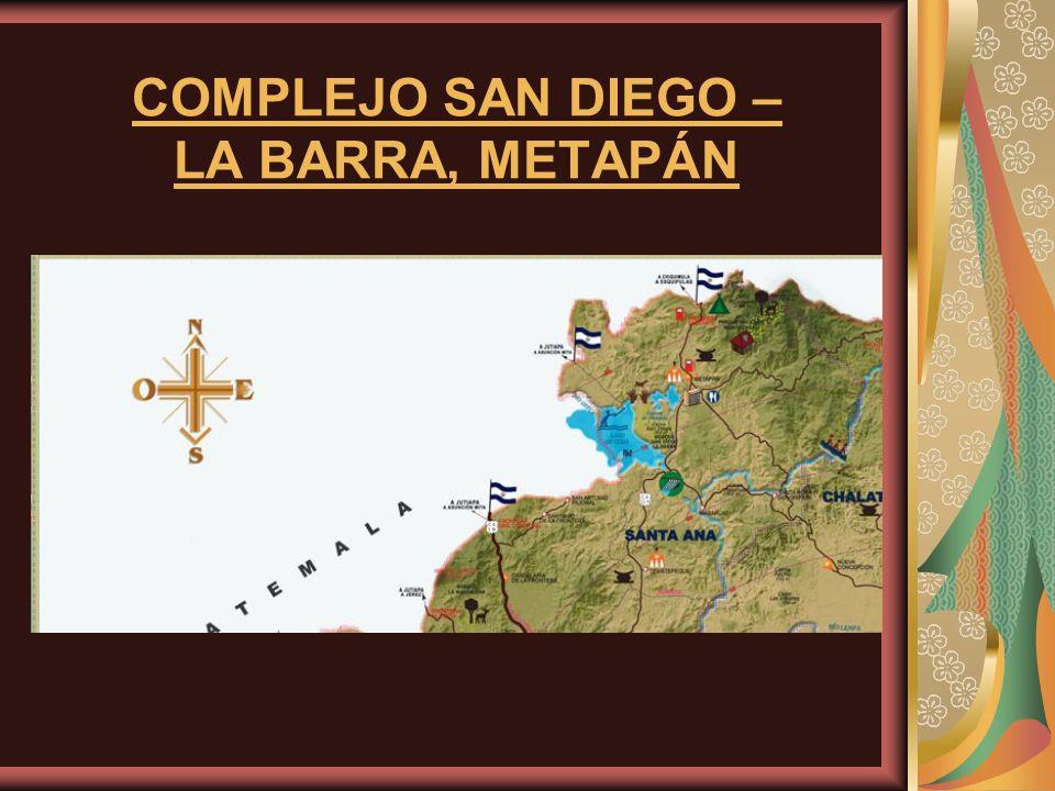 COMPLEJO SAN DIEGO – LA BARRA, METAPÁN