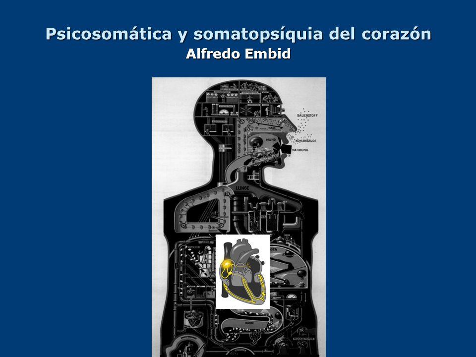Psicosomática y somatopsíquia del corazón