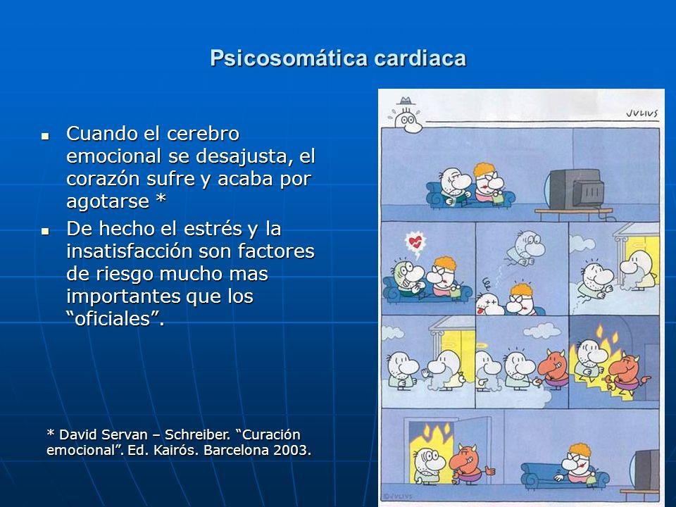 Psicosomática cardiaca