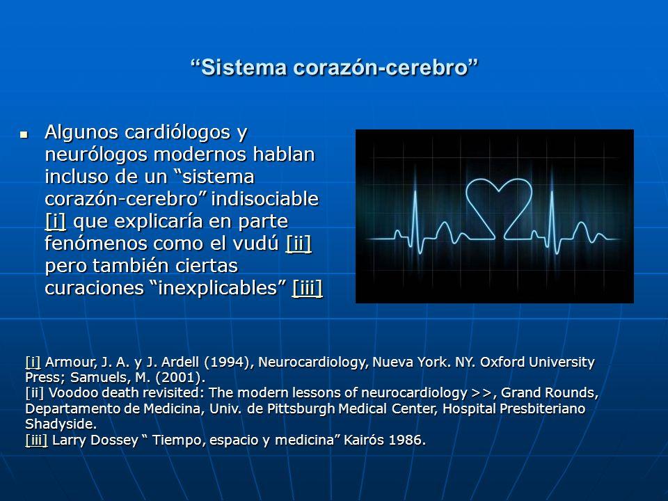 Sistema corazón-cerebro