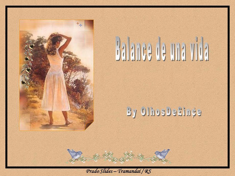 Balance de una vida By OlhosDe£in¢e