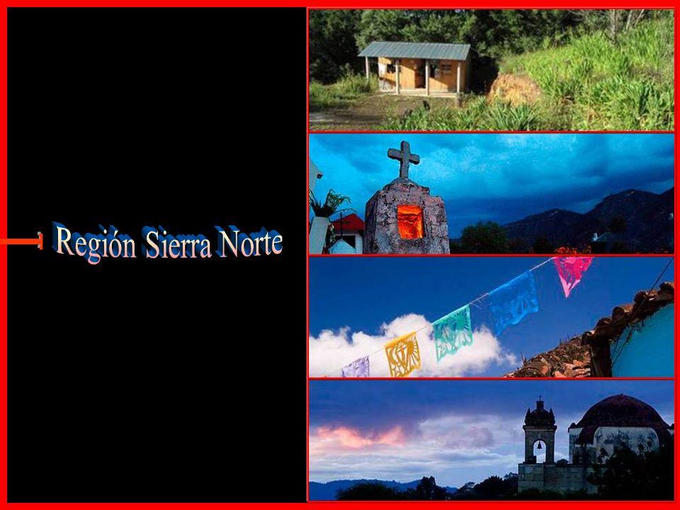 Región Sierra Norte E