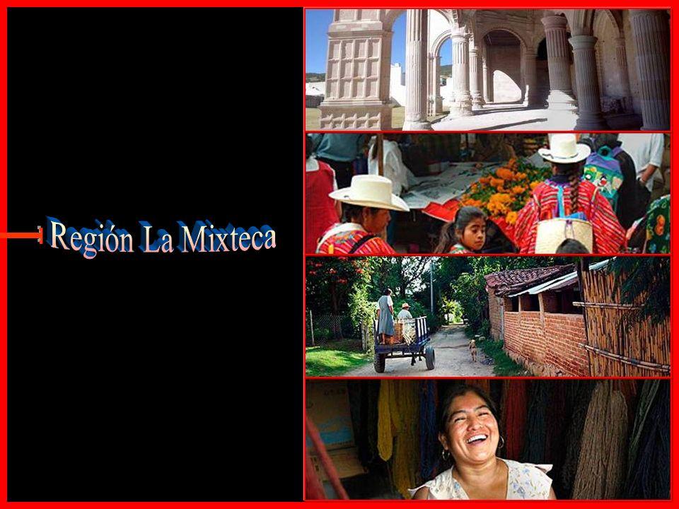 Región La Mixteca E