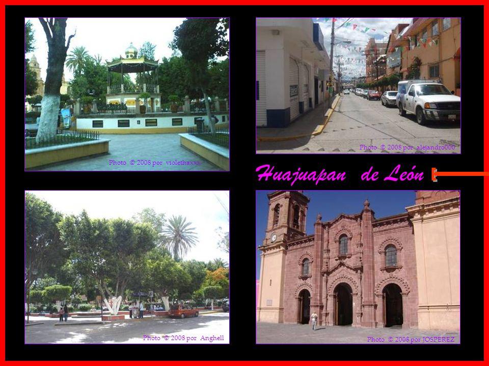 Huajuapan de León E Photo © 2008 por alejandro000