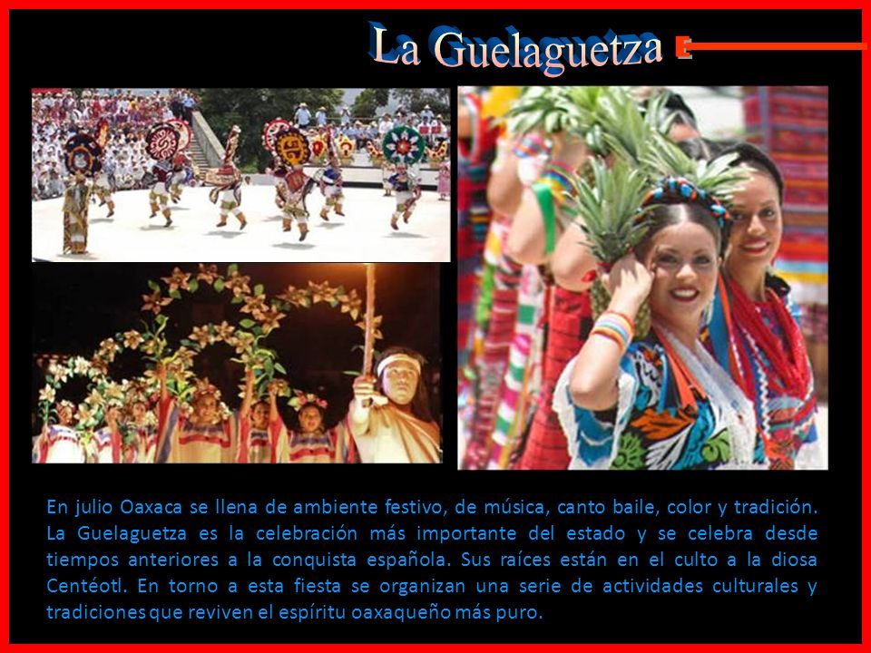 La Guelaguetza E.