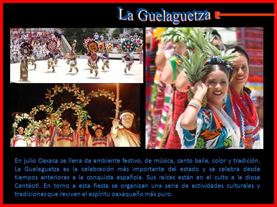 La GuelaguetzaE.