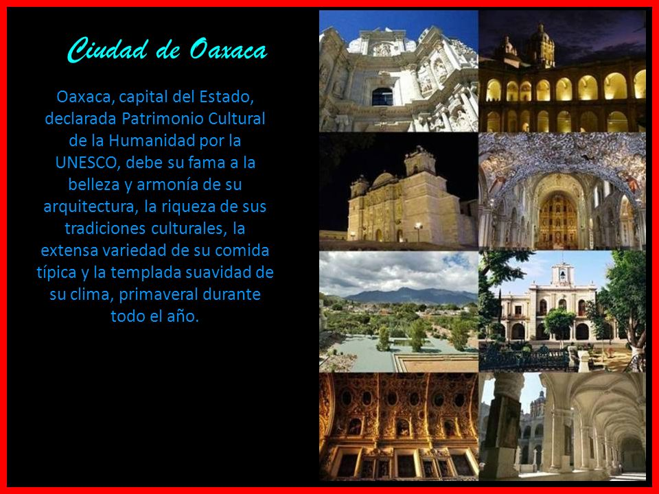 Ciudad de Oaxaca