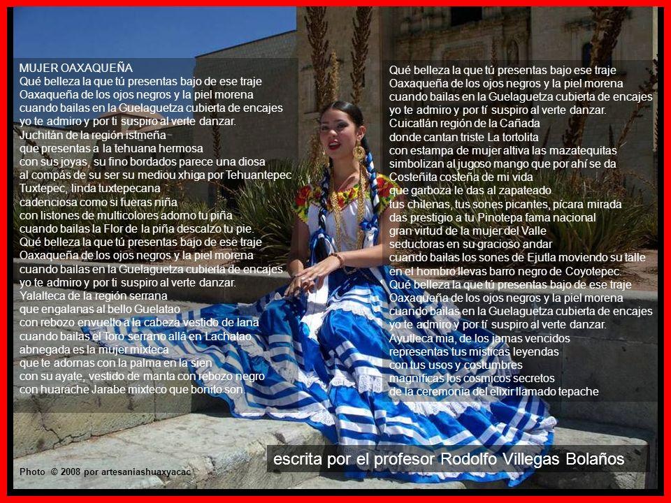 escrita por el profesor Rodolfo Villegas Bolaños
