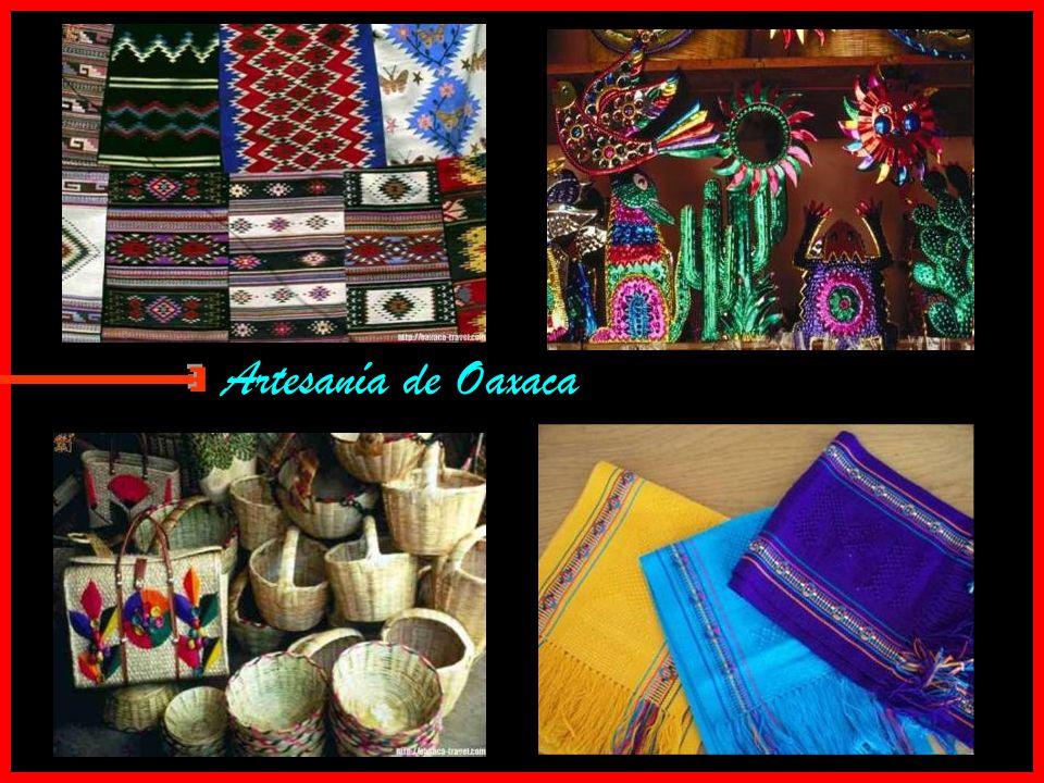 Artesanía de Oaxaca E