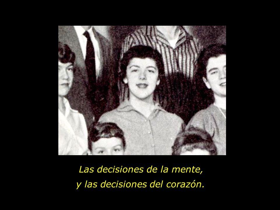 Las decisiones de la mente,
