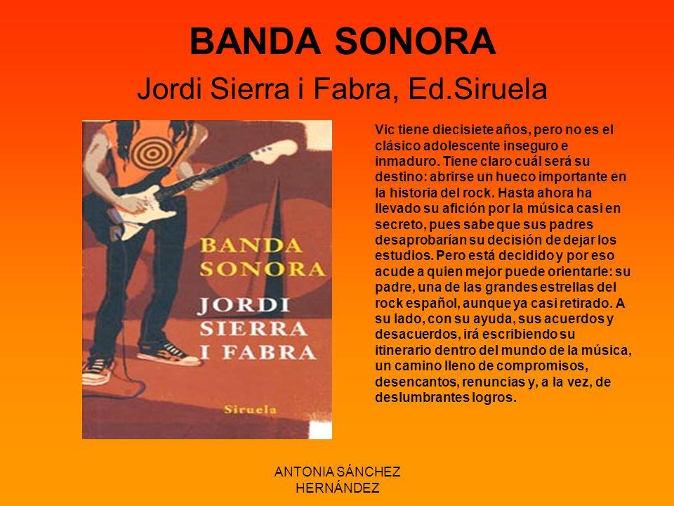 Antonia s nchez hern ndez ppt descargar for Banda sonora de el jardin secreto