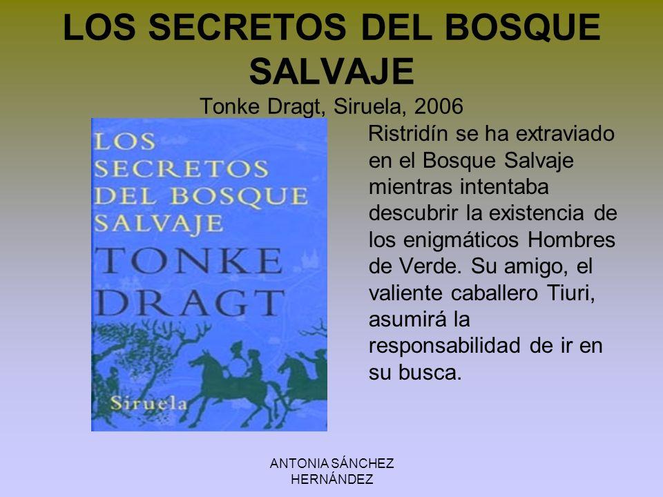LOS SECRETOS DEL BOSQUE SALVAJE Tonke Dragt, Siruela, 2006