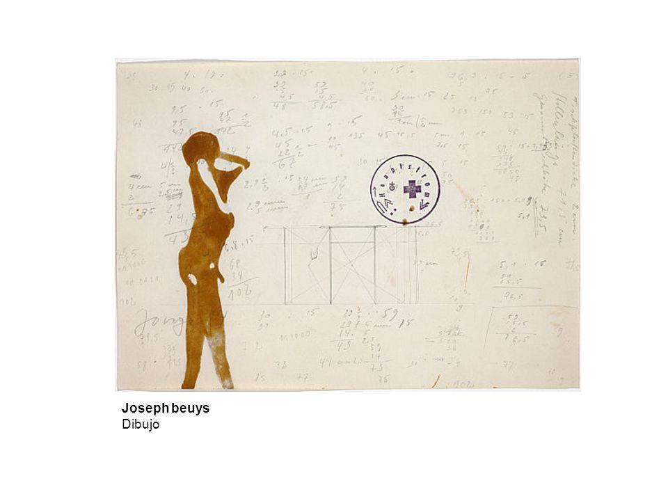 Joseph beuys Dibujo