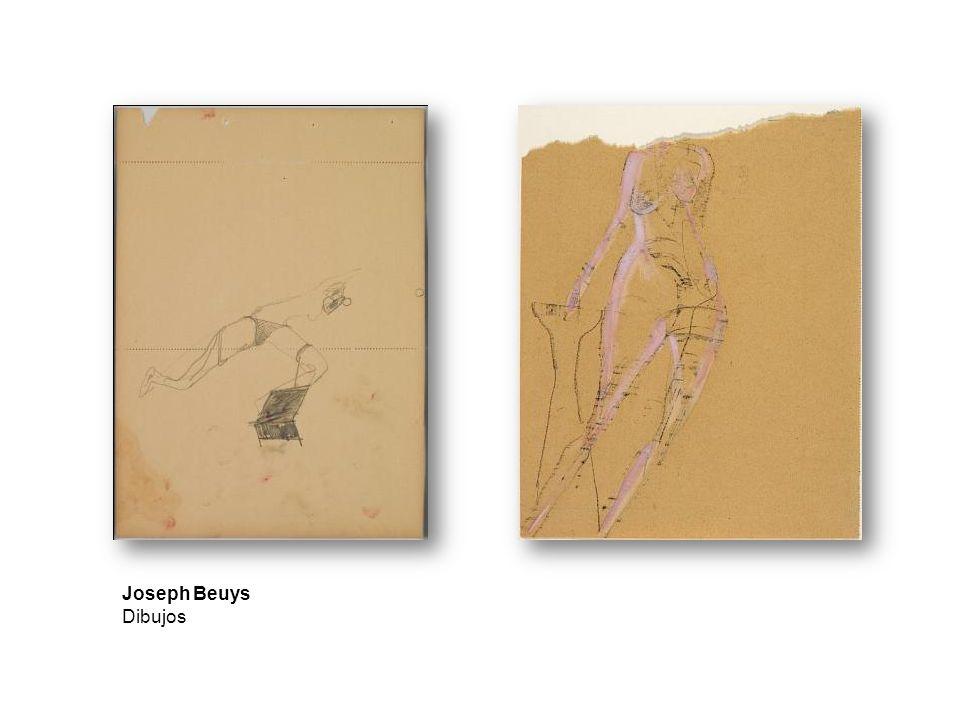 Joseph Beuys Dibujos
