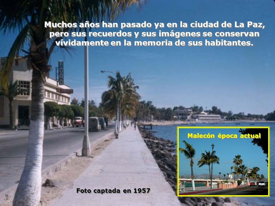 Muchos años han pasado ya en la ciudad de La Paz,