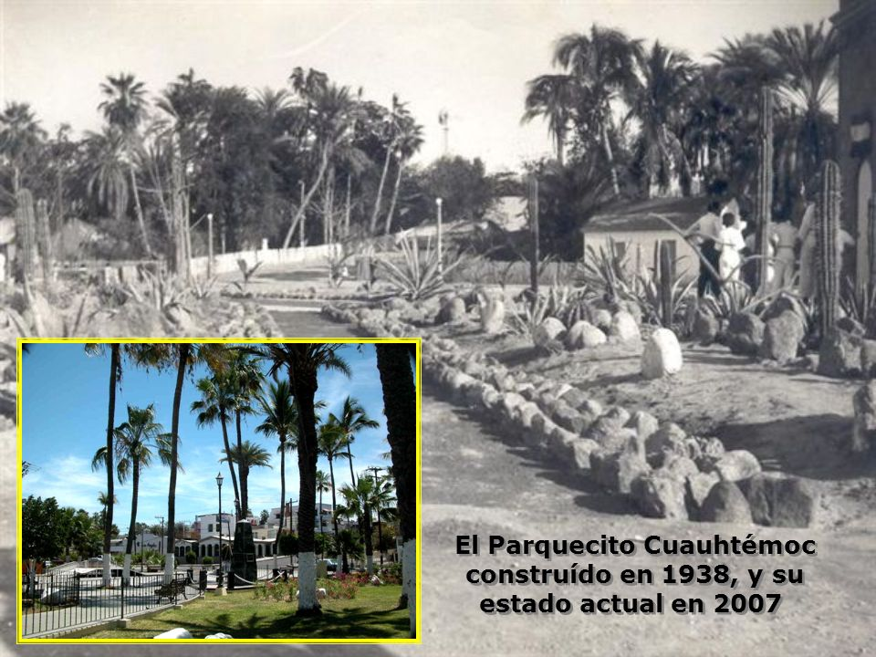 El Parquecito Cuauhtémoc