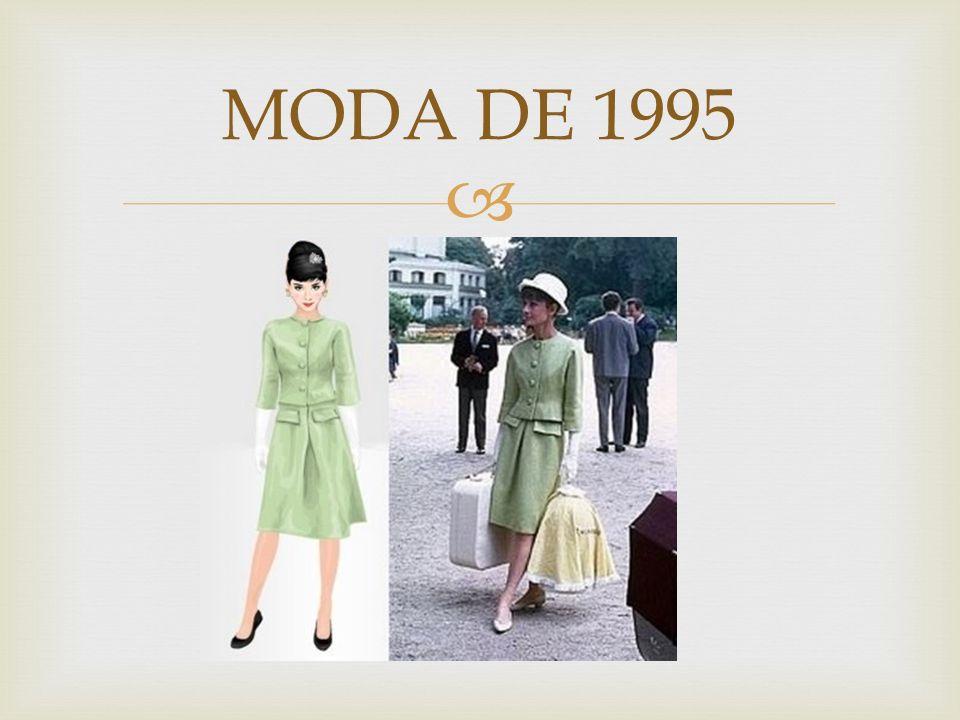 MODA DE 1995