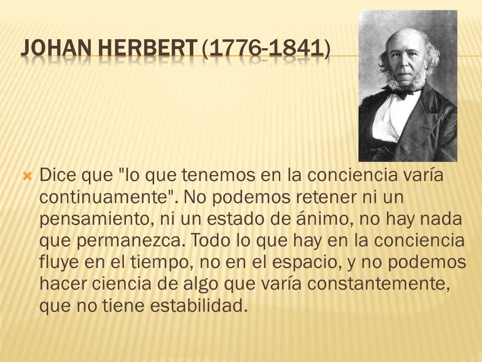 Johan Herbert (1776-1841)