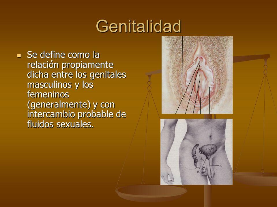 Genitalidad