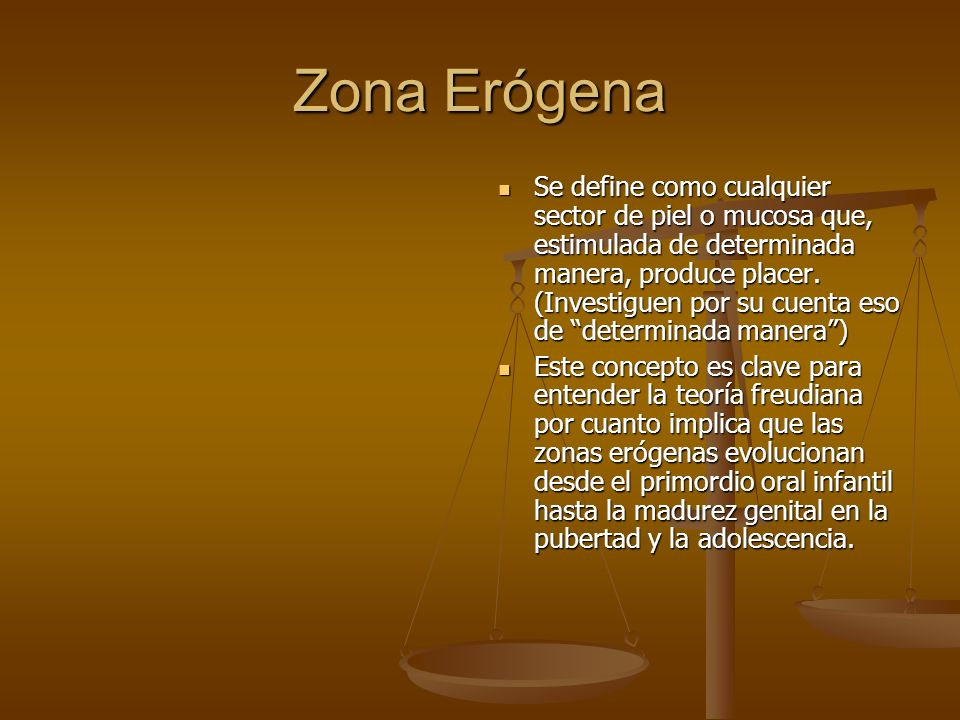 Zona Erógena