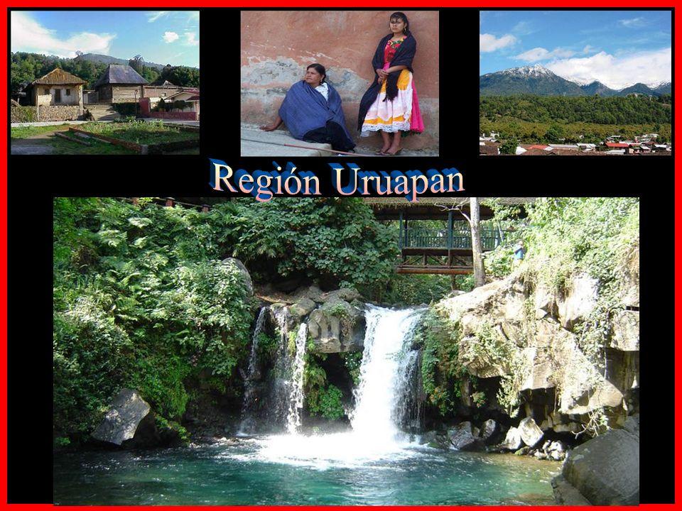 Región Uruapan