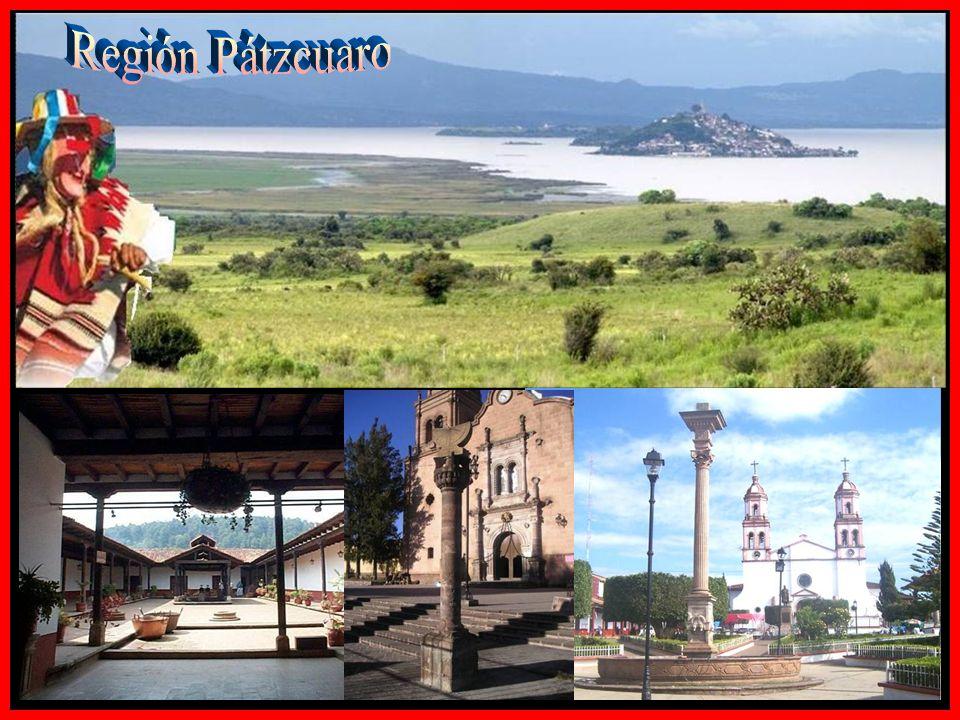 Región Pátzcuaro