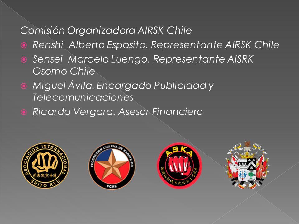 Comisión Organizadora AIRSK Chile