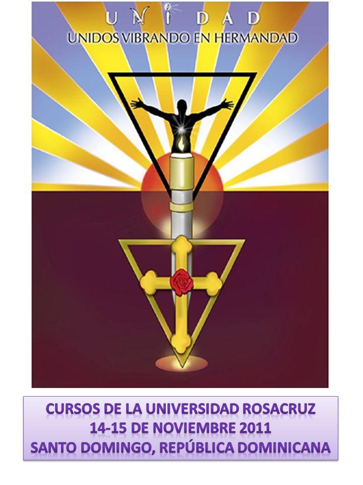 CURSOS DE LA UNIVERSIDAD ROSACRUZ SANTO DOMINGO, REPÚBLICA DOMINICANA