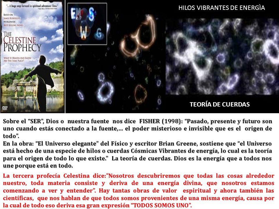 HILOS VIBRANTES DE ENERGÌA
