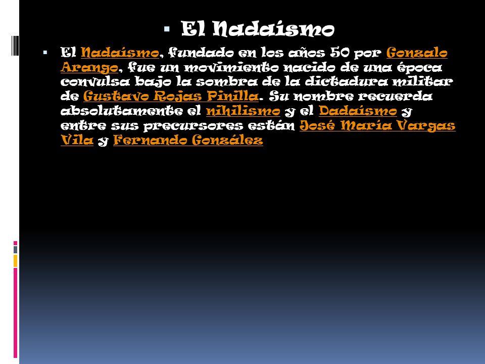 El Nadaísmo