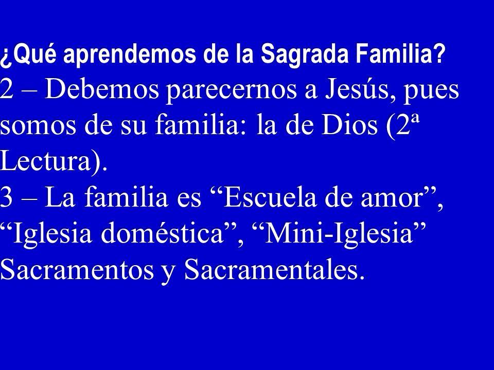 Sacramentos y Sacramentales.