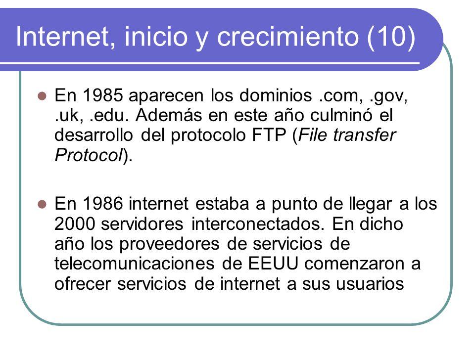 Internet, inicio y crecimiento (10)