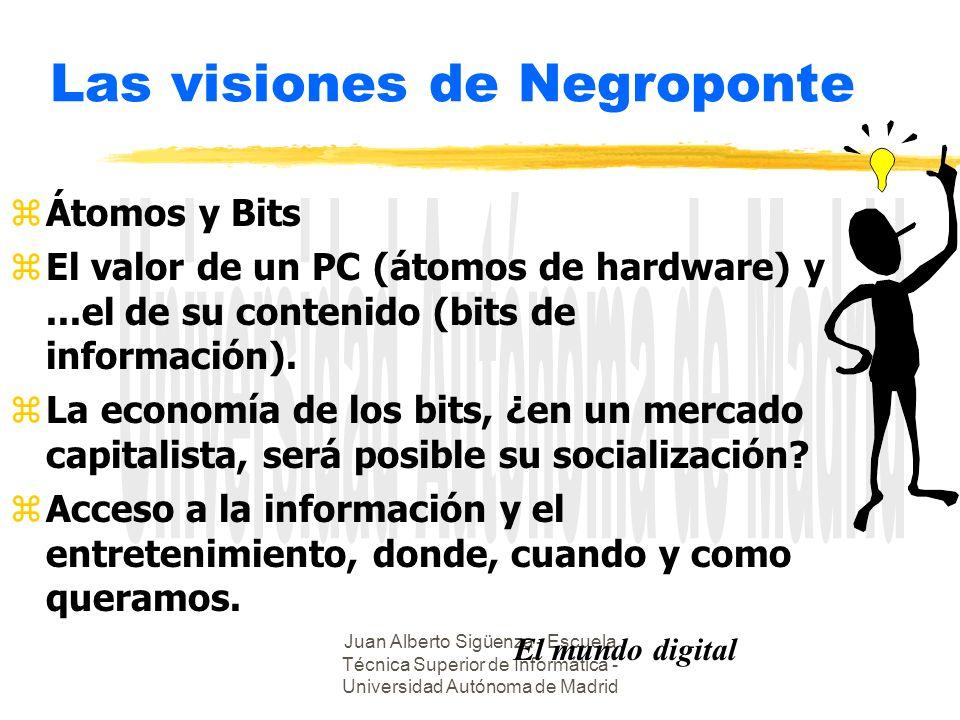 Las visiones de Negroponte