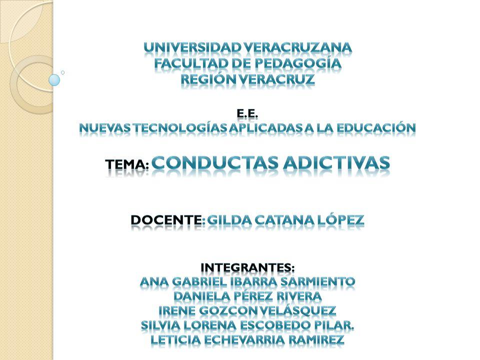 UNIVERSIDAD VERACRUZANA FACULTAD DE PEDAGOGÍA REGIÓN VERACRUZ