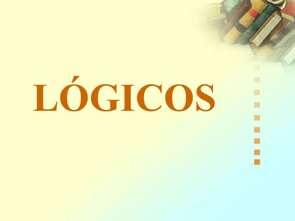 LÓGICOS